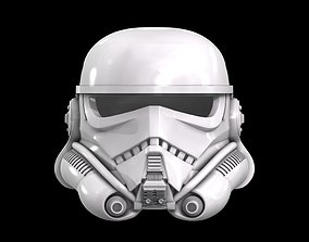 3D printable model Star Wars Solo Patrol Trooper Helmet