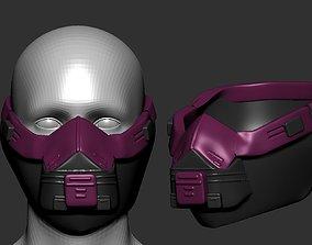 lavatory pant helmet high poly sculpt 3d printable