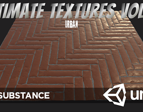 Ultimate Texture Library 2 - Urban 3D model