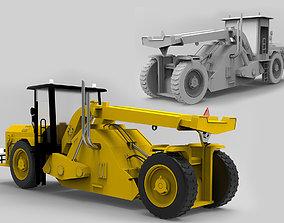 truck Crane 3D