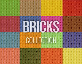 Bricks Collection 3D