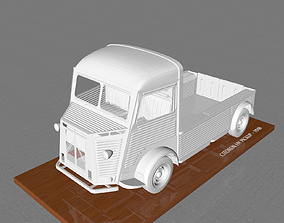 CITROEN HY PICKUP 1948 3D printable model