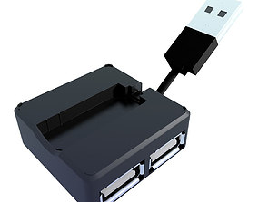 3D USB pocket HUB