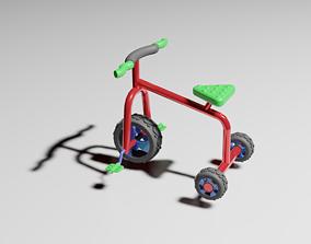 3D printable model Kids Tricycle