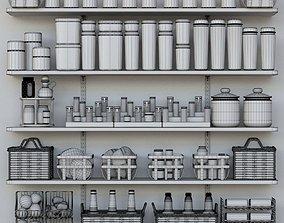 Decor for kitchen 3D model