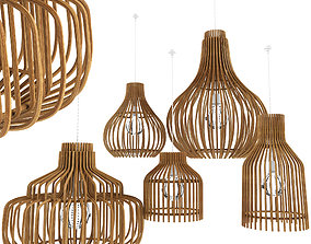 Vincent Sheppard lamp collection 3D