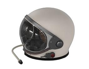 3D model Astronaut Helmet