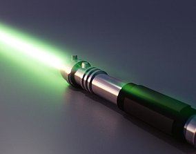 Lightsaber 3D starwars
