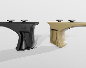 3D model BCM Gunfighter KAG-MLOK Angle Forward Grip