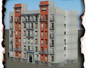 3D asset realtime building Building