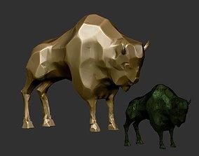 bizon3d models low high