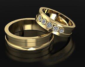 Ring 8 3D printable model