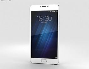 3D Meizu U10 White screen