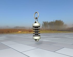 Electricity Poles Insulator 6 - Object 077 3D model