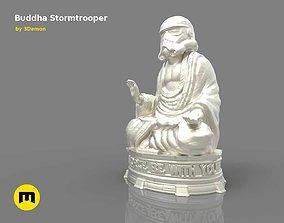 3D print model Buddha Stormtrooper
