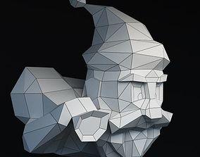 Santa Claus 3D print model christmass-tree-decor