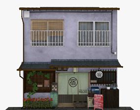 Guest House Makura 3D asset