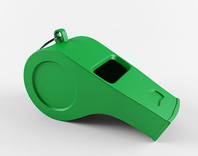 3D Whistle whistle