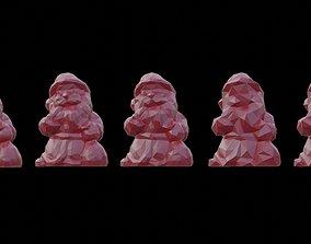 3D Print your own cute Santa