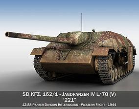 3D Jagdpanzer IV L70V Late Production - 211