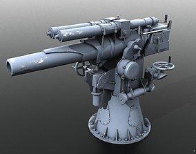 3D Howitzer 120-15 OTO 1933 cruiser