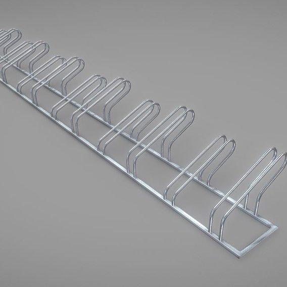 Bike Stand [1] Version [2] 4500mm