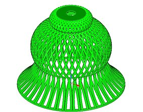 Lights Lampshade v18 for real 3D printing