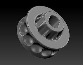 Mazda MPV gear of window regulator 3D printable model