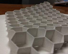 3D print model hex development