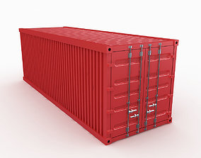 Freight Container 3D