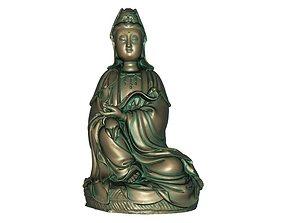 3D print model gong Goddess of Mercy