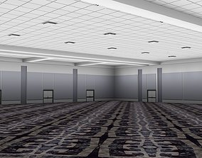 grand Convention Center Ballroom 3D model