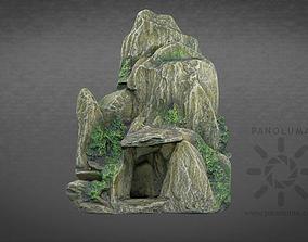 realtime Aquarium Rock Sculpture 3D Scan