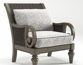 3D model Glen Cove Chair