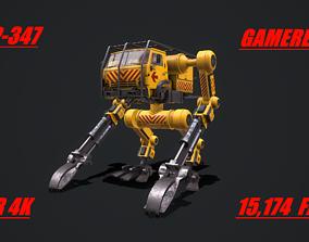 MP-347 3D asset