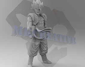 3D printable model Gogeta games