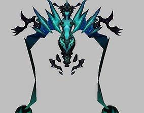 3D model Monster Wing