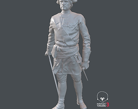 3D model The Russian Emperor Petr1