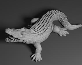 3D model Alligator Crocodile