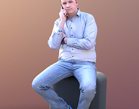3D model Fabian 10591 - Talking Casual Man