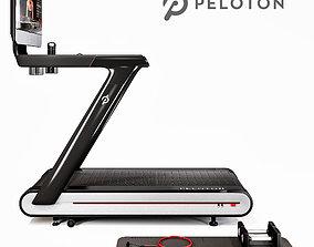 fit 3D model Peloton Tread