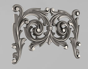 Central Decor ornament 3D print model