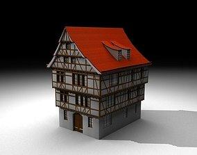 military-biplane 3D House