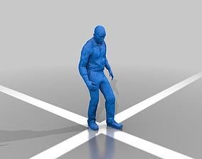 3D print model Male standing HQ