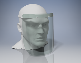 3D printable model Personal Protection Equipment - GBM