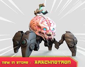 3D printable model Arachnotron Collectible toy Doom