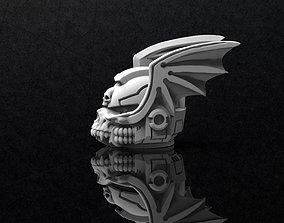 Night Lord Helmet 3D printable model
