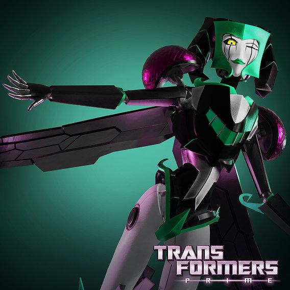 Malejest / Transformers Prime