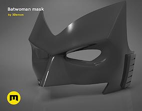 Batwoman mask 3D print model