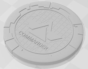 3D printable model Legion Order Token - Rebel Alliance